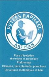Artisan plafonneur Raphaël Peters