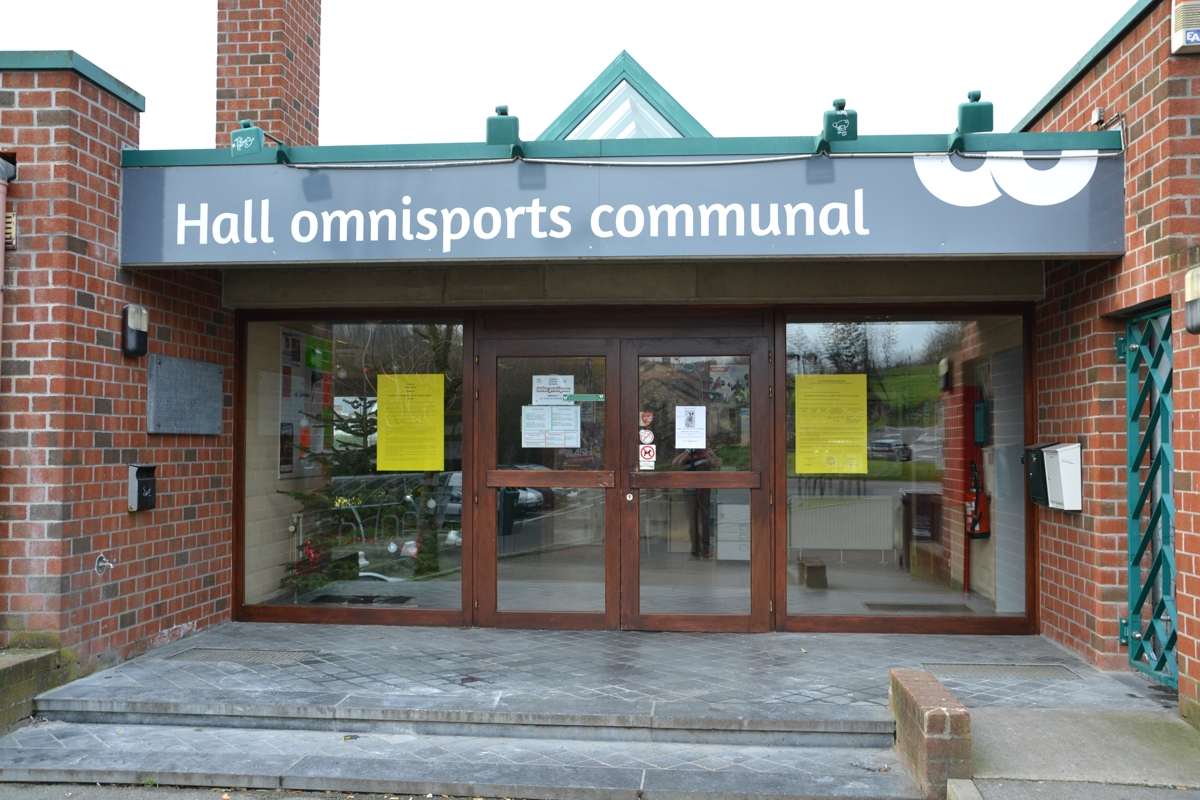 Hall omnisports