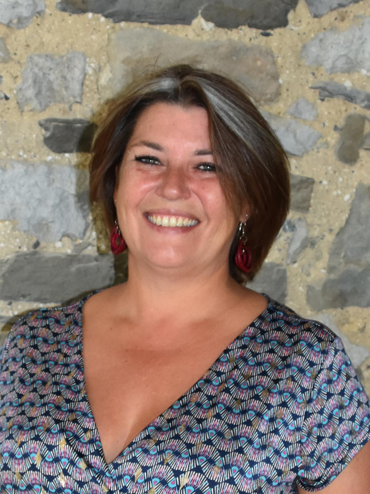 Christelle Fourneau - Bleu de Wanze