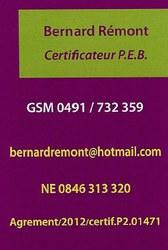 Rémont Bernard