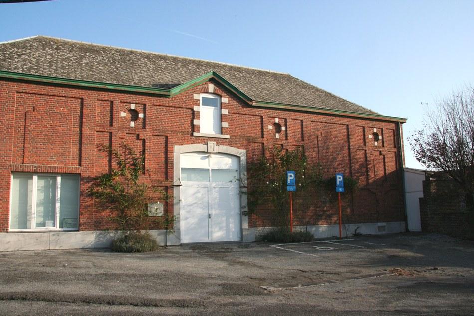 Salle Delbrouck