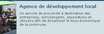 agence de developpement local