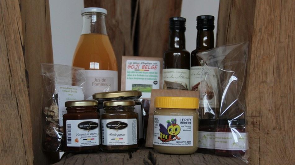 Pack produits locaux BioWanze