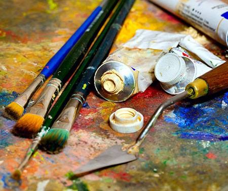 melange peinture