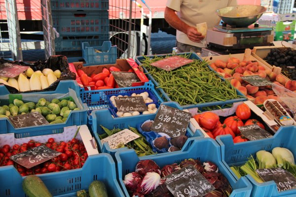 20. Fruits & Légumes - Steve Idon