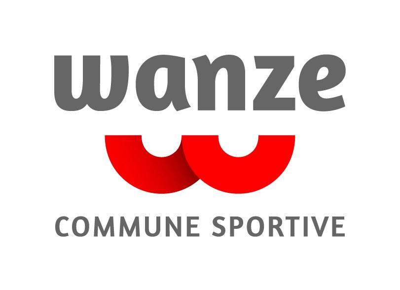 Logo Wanze commune sportive